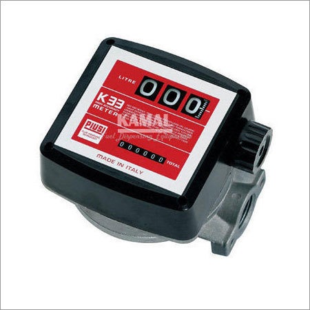 K33 Mechanical Flow Meter