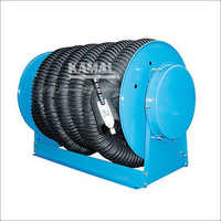 Exhaust Hose Reel