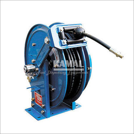 Auto Rewind Grease Hose Reel