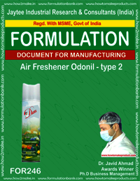 Air freshener odonil type 2