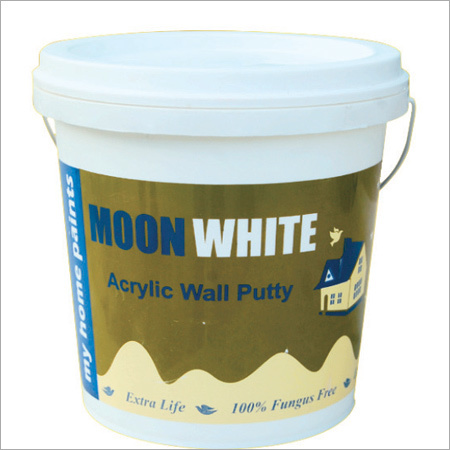 Moon White Wall Putty