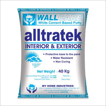Alltratek Wallcare Putty