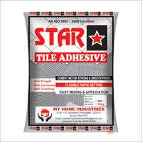 Star Tile Adhesive