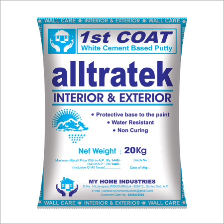 Alltratek 1st Coat