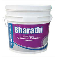Bharathi Cement Primer Water Base(Exterior)
