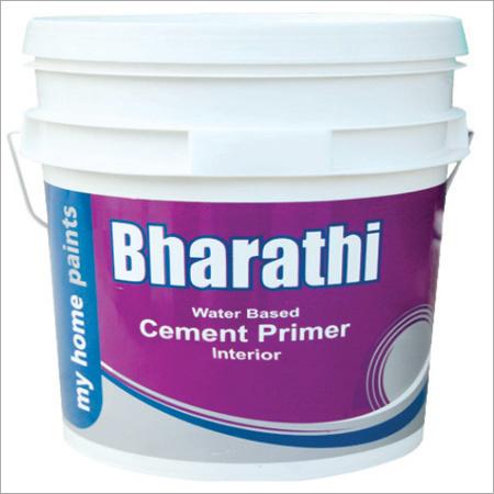 Bharthi Cement Primer Water Base(Interior)