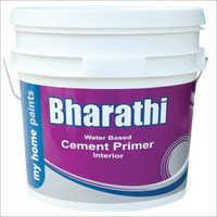 Bharthi Cement Water Base Primer (Interior)