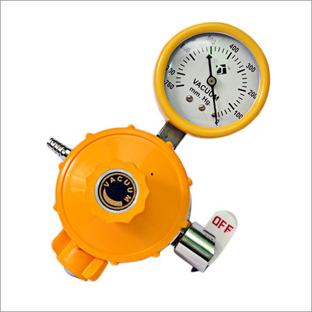 Ward Vacuum Regulator with 2.5 Inch Gauge