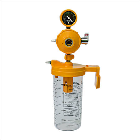 1000ml Ward Vacuum Jar with 2 inch Regulator