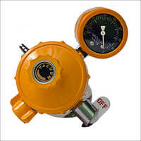 Ward Vacuum Regulator with 2 Inch Gauge