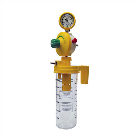 Ward Vacuum Suction Regulator