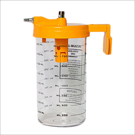 2000ml Ward Vacuum Jar