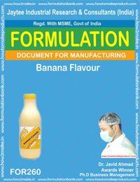 Food Product Formulations