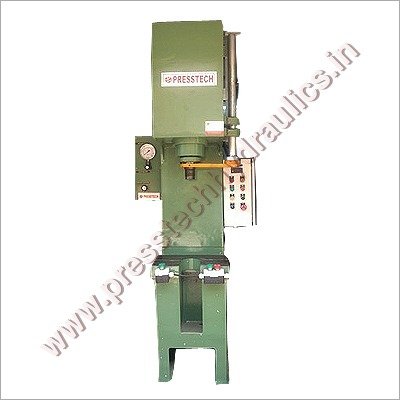 C Frame Hydraulic Press In Chennai, Tamil Nadu - Manufacturers ...