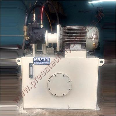 Hydraulic Power Back