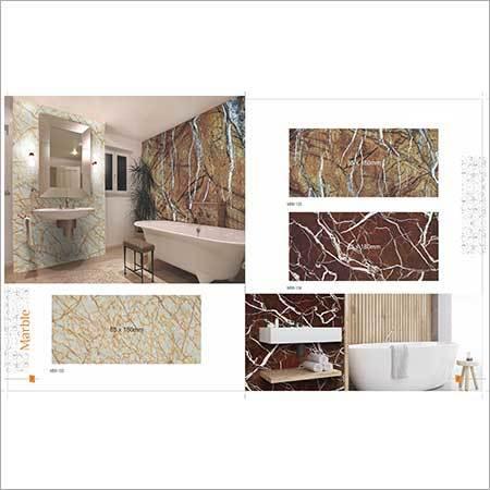Designer PVC Marble Sheets