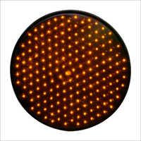 Yellow Traffic LED Signal Lights