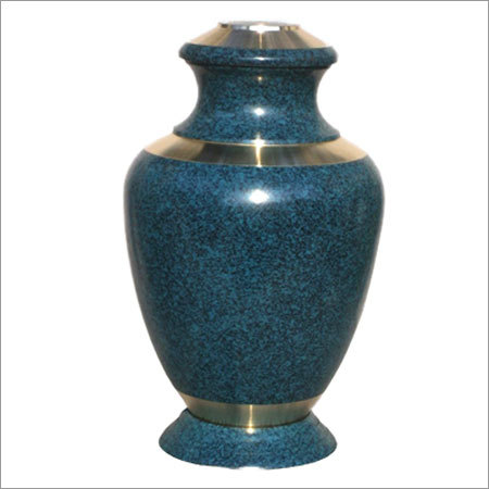 Casted Brass Urns