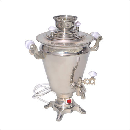 Stainless Steel Samovar