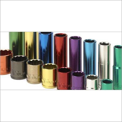 Dye Color Anodizing Service