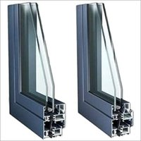 Aluminium Window Section Coating Services