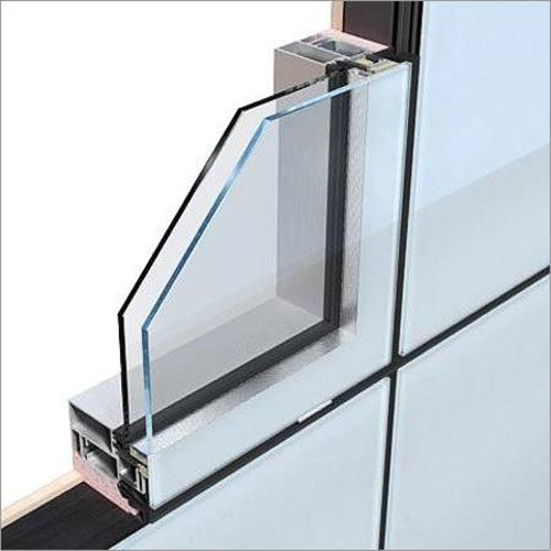Coating Services for Structural Window Section