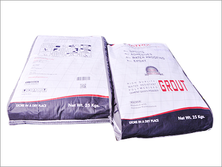 Tile Grout Bags