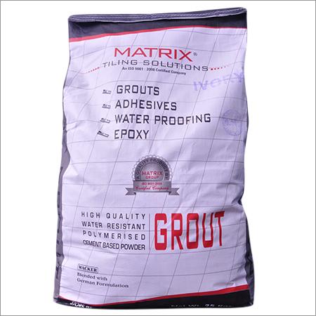 25 Kg Tile Grout