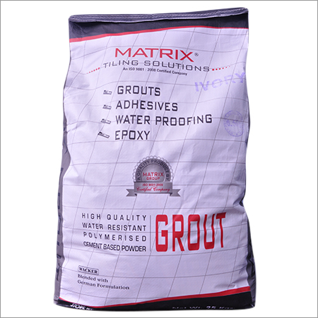 Tiles Grout