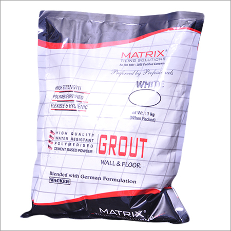 1Kg Packet Tile Grout