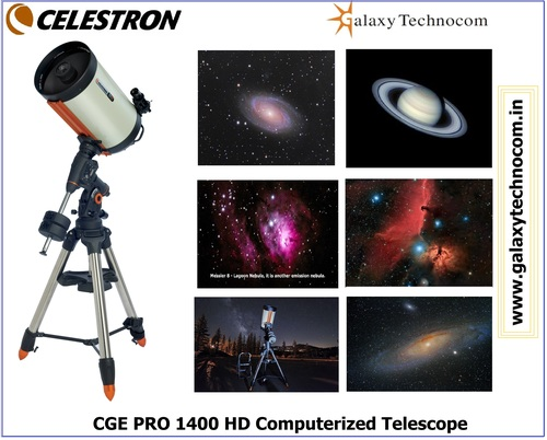 CGE Pro 1400 HD Computerized Telescope