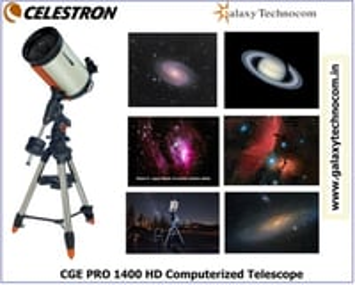 CGE Pro 1400 HD Computerized Telescope
