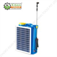 Battery Solar Sprayer
