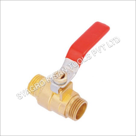 Sprayer Pump On - Off Ball Valve