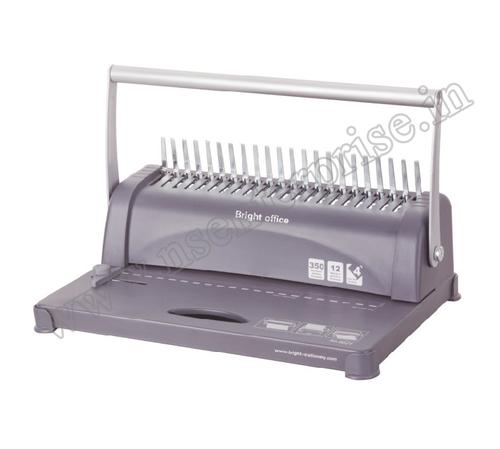 Comb Binding Machine 8621