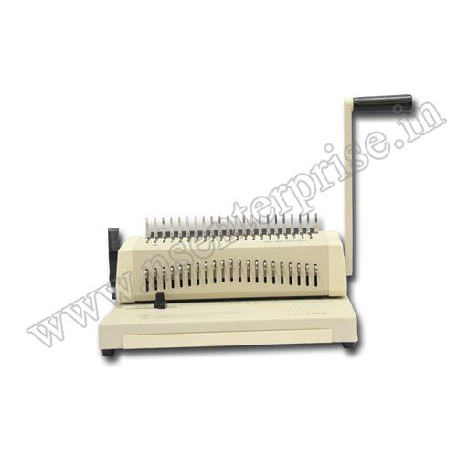 Comb Binding 8660 A/4  Machine
