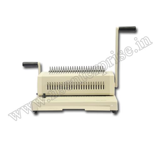 Comb Binding 8668 F/C Machine