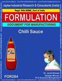 Recipe of chilli sauce