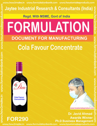 Beverages and Drink Formulations