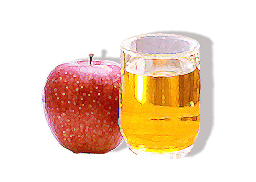 Apple liquid Extract