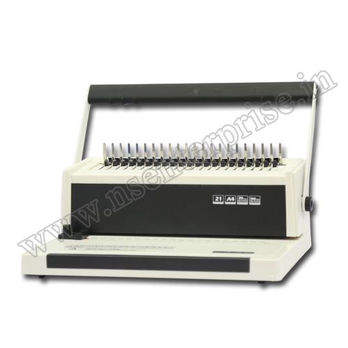 Comb Binding C20 Machine