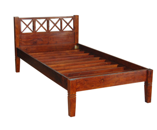 Hardwood Single Bed