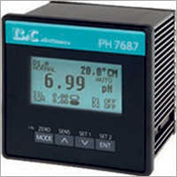 ONLINE µP CONTROLLERS pH - ORP - COND. - Cl2 - DO
