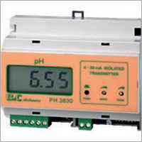 ONLINE DIGITAL TWO WIRE TRANSMITTER pH - ORP