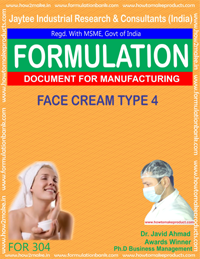 Skin Care Cosmetic Formulations