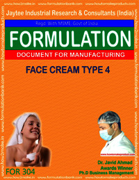 Face Cream Type 4