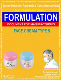 Face Cream Type 5