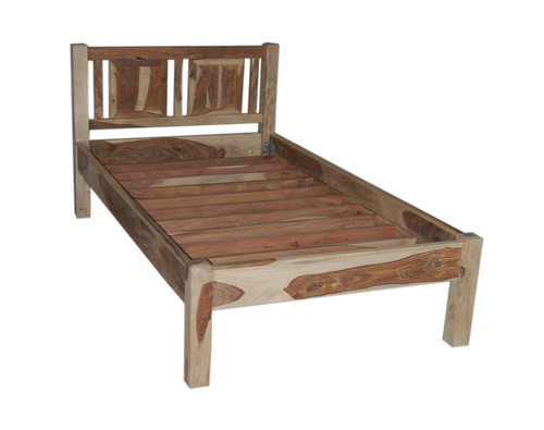Hardwood Single Bed