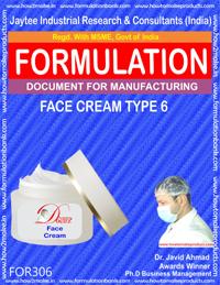 Face Cream Type 6