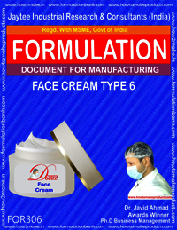 Face Cream Type 6